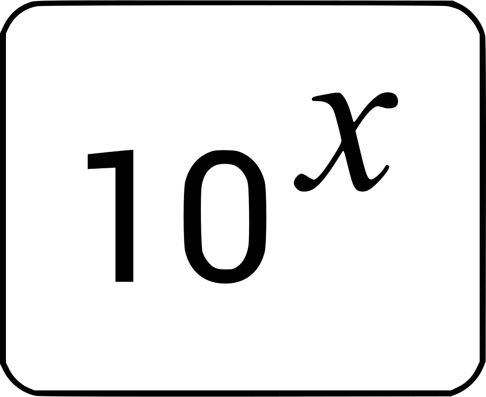 Degree X Math Function Svg Png Icon Free Download 474096