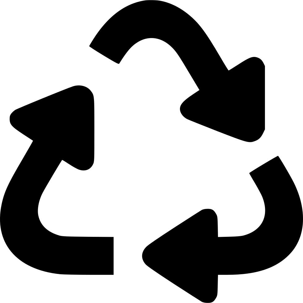 recycling symbol svg free download