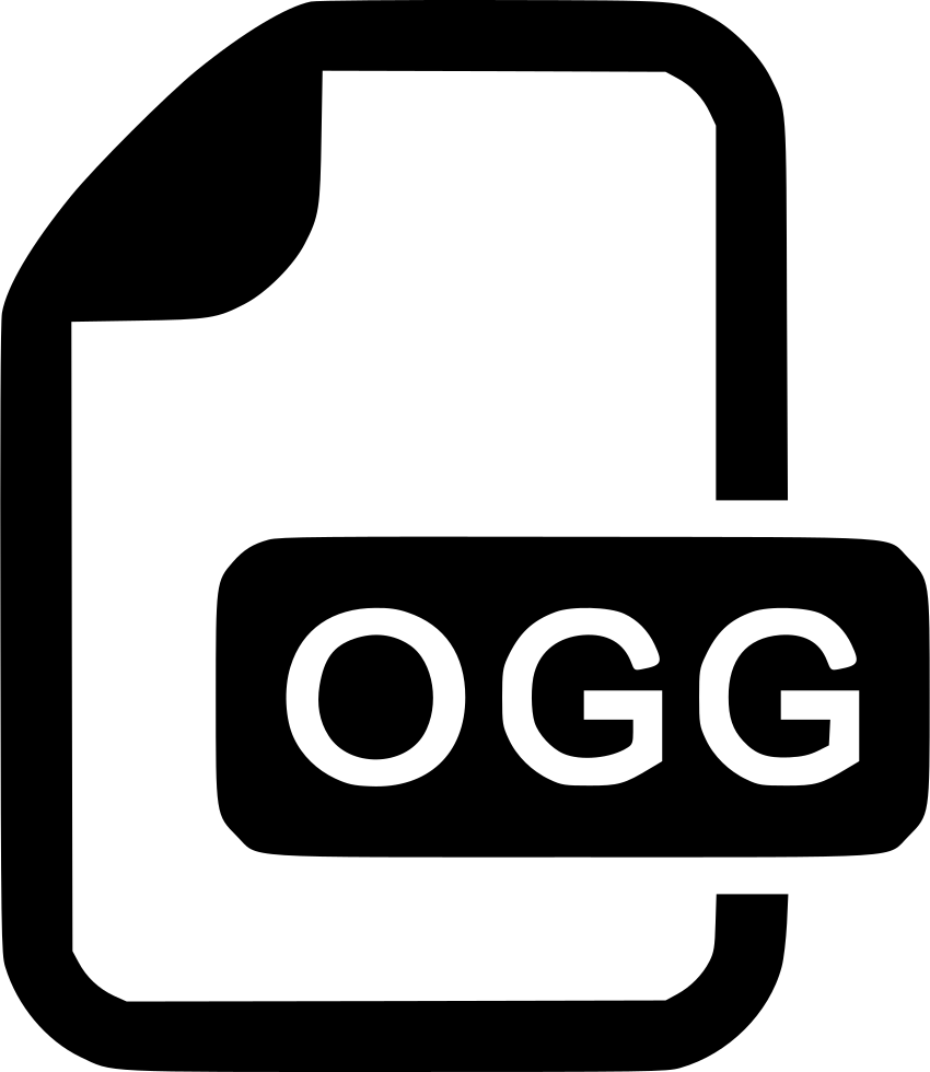 Ogg Svg Png Icon Free Download (#475439) - OnlineWebFonts COM