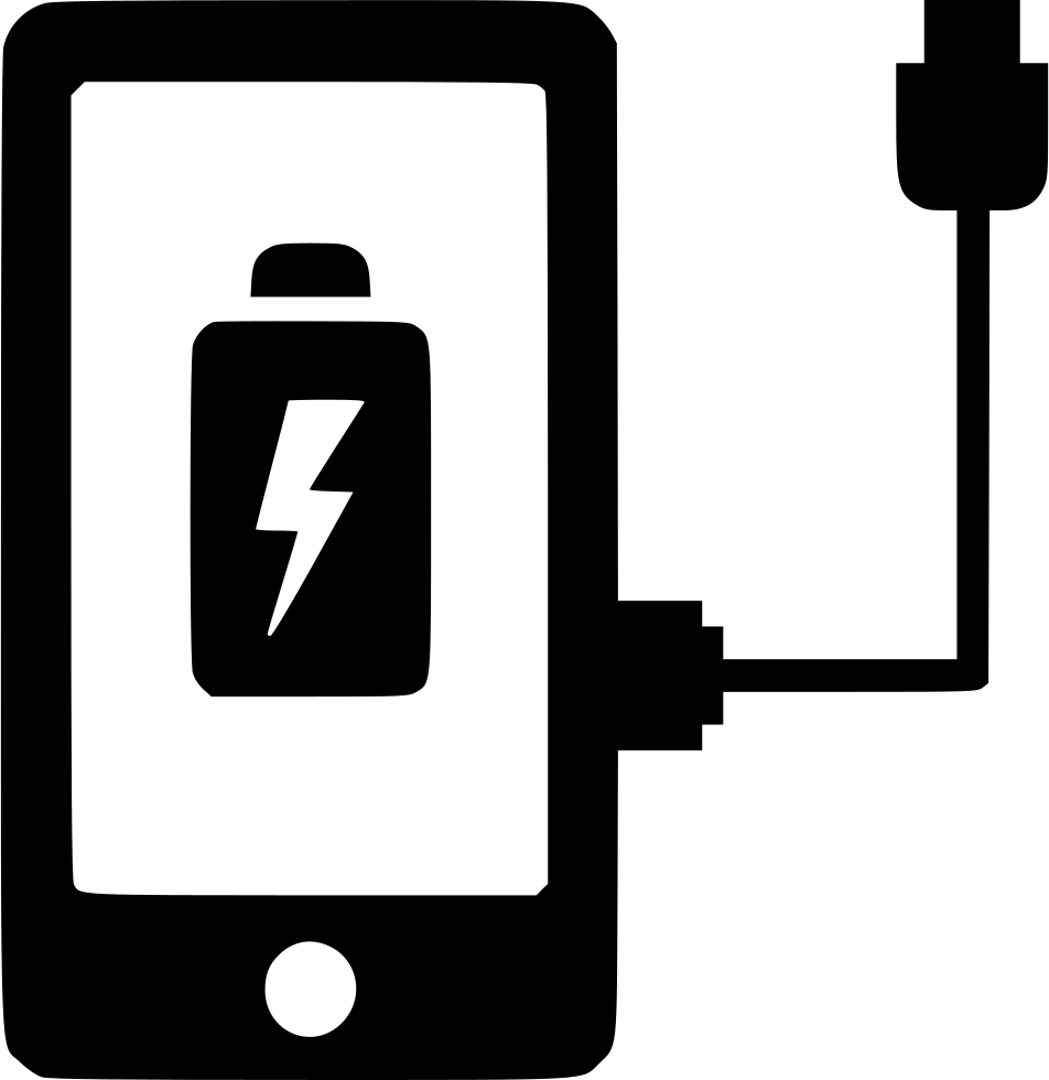 mobile charge svg png icon free download 476140