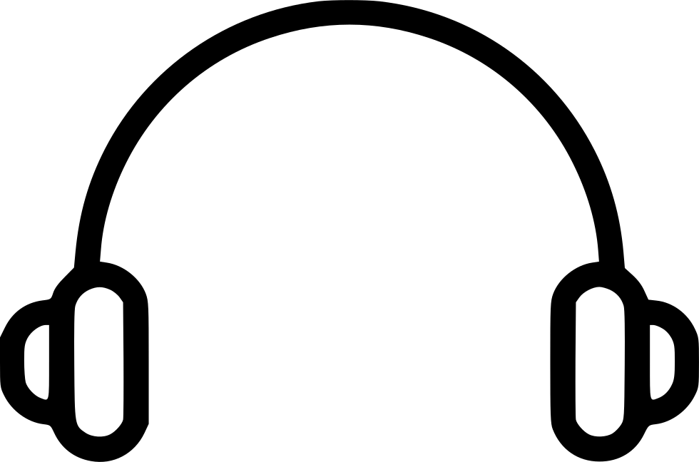 Headphone Music Mp Audio Sound Svg Png Icon Free Download