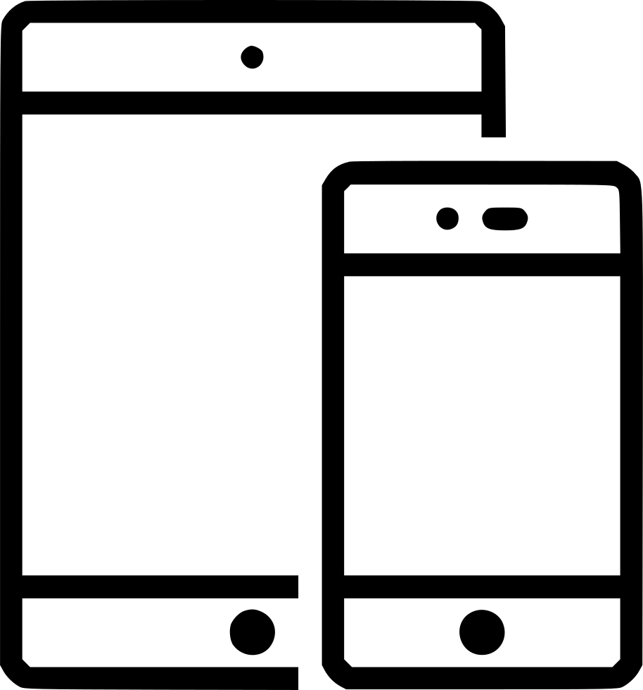 S Tablet Phone Ipad Iphone Mobile Svg Png Icon Free ...