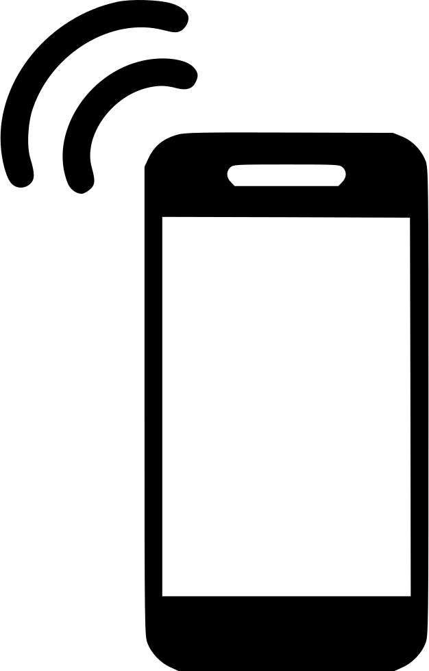 Mobile Phone Svg Png Icon Free Download (#476934 ...