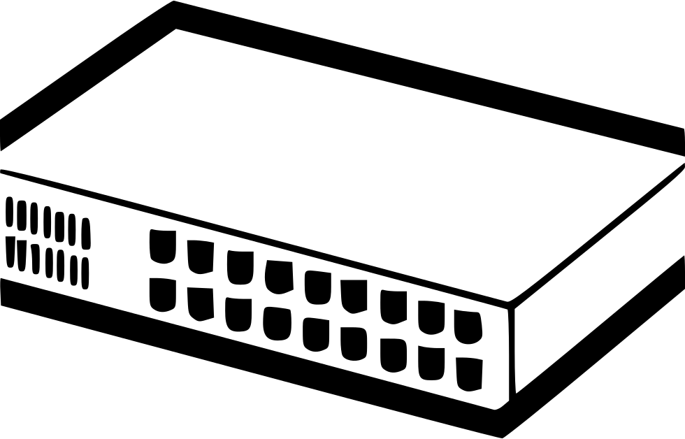 ethernet switch svg png icon free download   476965