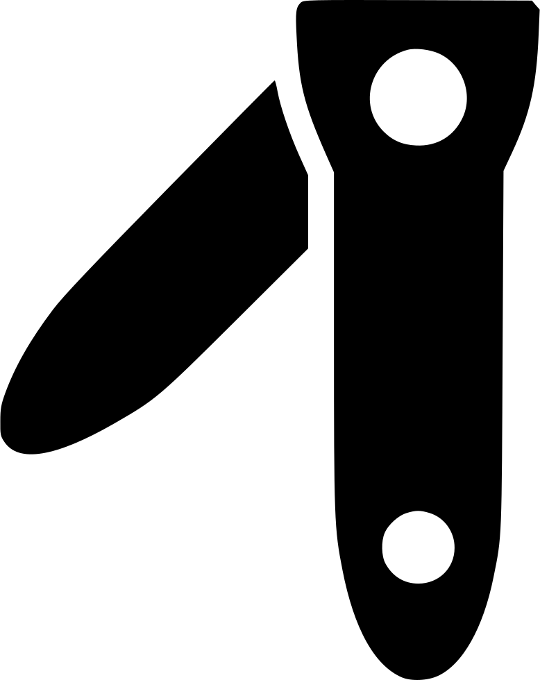 Nail Cutter Manicure Cut Hygiene Clipper Svg Png Icon Free Download ...