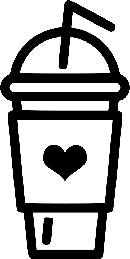 Frappuccino Milk Shake Svg Png Icon Free Download 477904