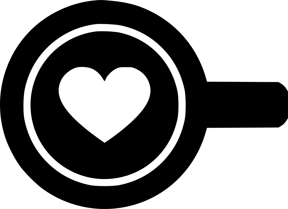 Barista drink top view love heart coffee svg png icon free barista drink top view love heart coffee comments voltagebd Images