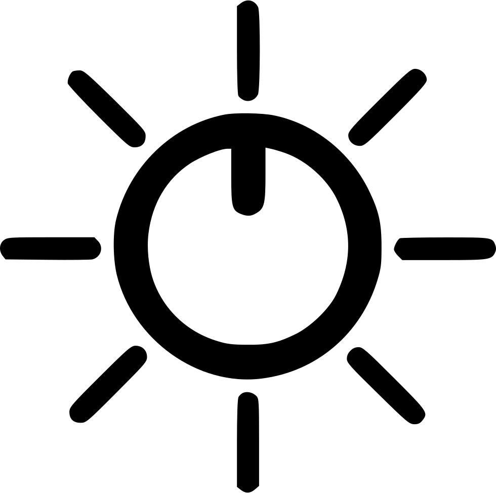 Sun Clock Svg Png Icon Free Download (#479667