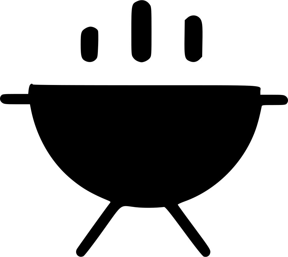 Kitchen Barbecue Appliances Cook Bbq Grill Svg Png Icon ...