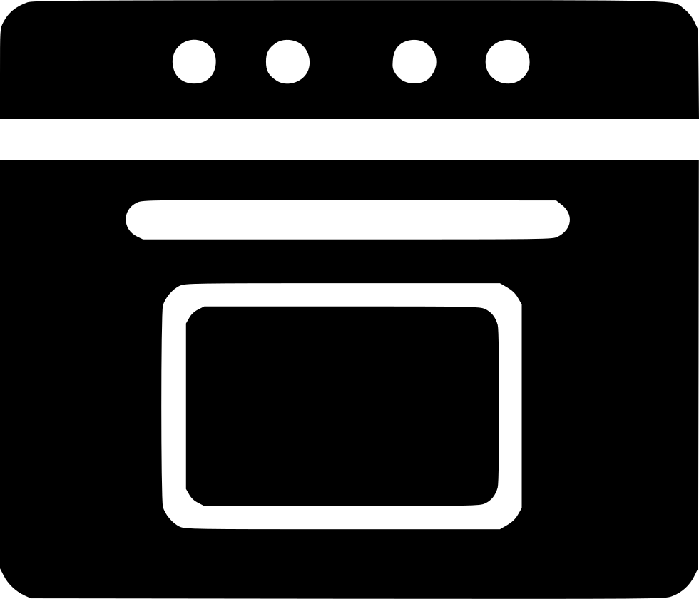 Oven Svg Png Icon Free Download (#481680) - OnlineWebFonts.COM