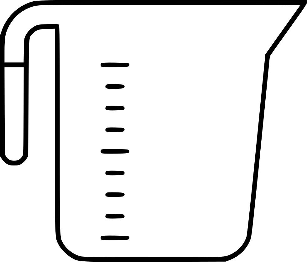Measuring Cup Svg Png Icon Free Download 482543