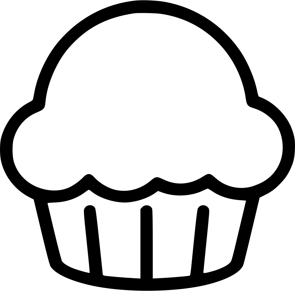 Cupcake Desert Sweets Svg Png Icon Free Download 483248