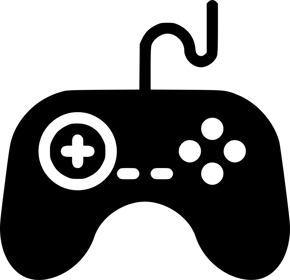 gamepad wire svg png icon free download 485118. Black Bedroom Furniture Sets. Home Design Ideas