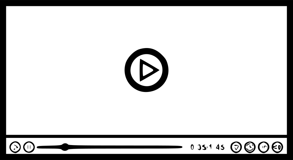 Video Player Svg Png Icon Free Download (#485174
