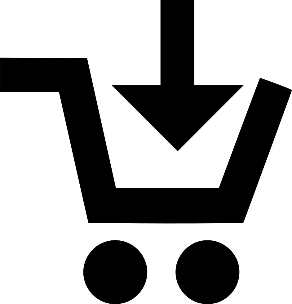 icon svg check shopping ecommerce cart box icons webshop basket plus onlinewebfonts