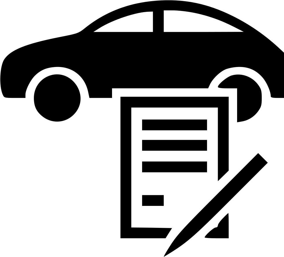 car sale contract svg png icon free download 487239