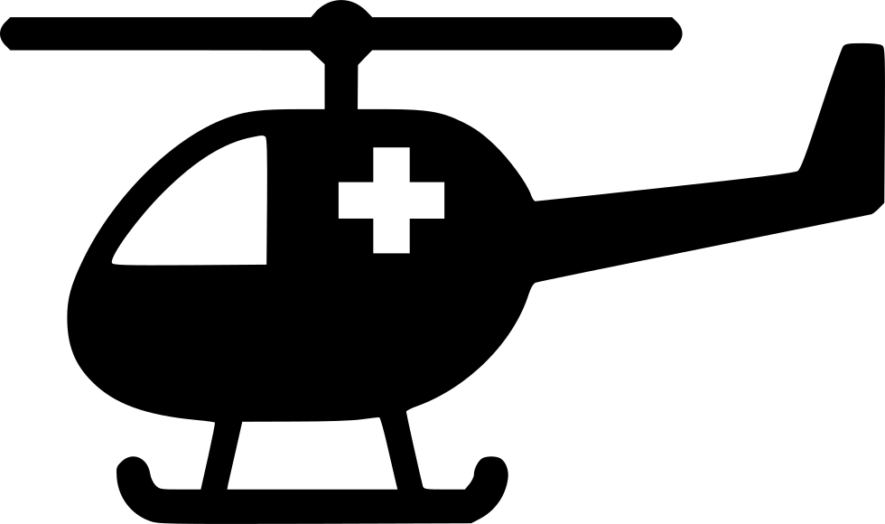 Ambulance Helicopter Svg Png Icon Free Download (#491462 ...