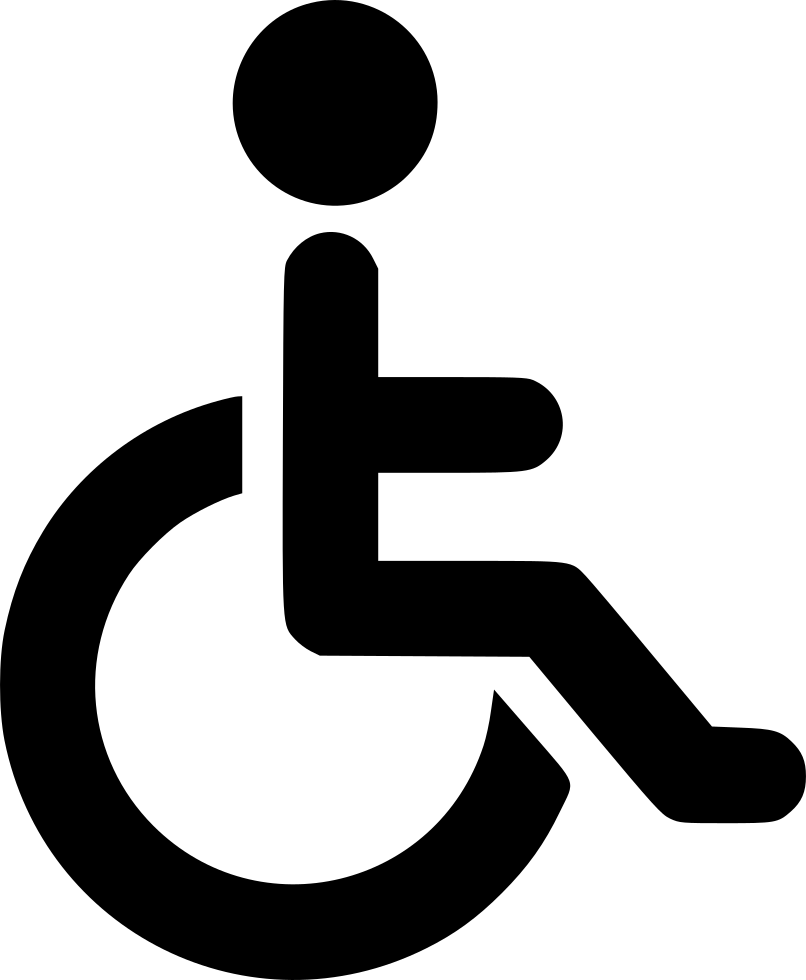 Disability Disabled Invalid Wheelchair Svg Png Icon Free ...