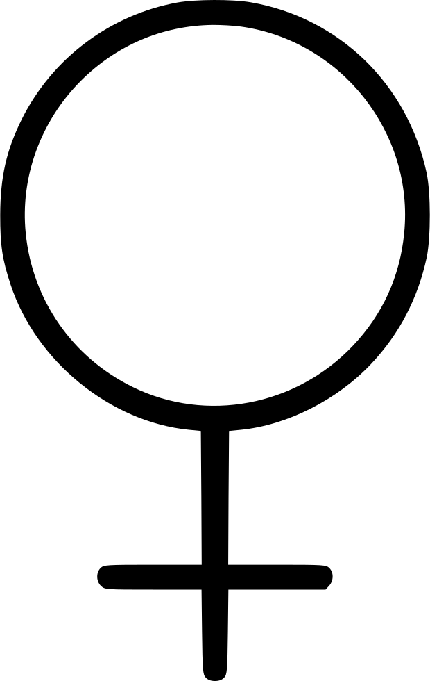 Woman Gender Sex Female Gender Symbol Svg Png Icon Free Download