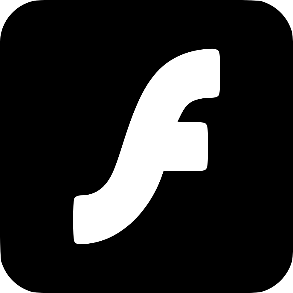 Adobe Flash Player Svg Png Icon Free Download 495476