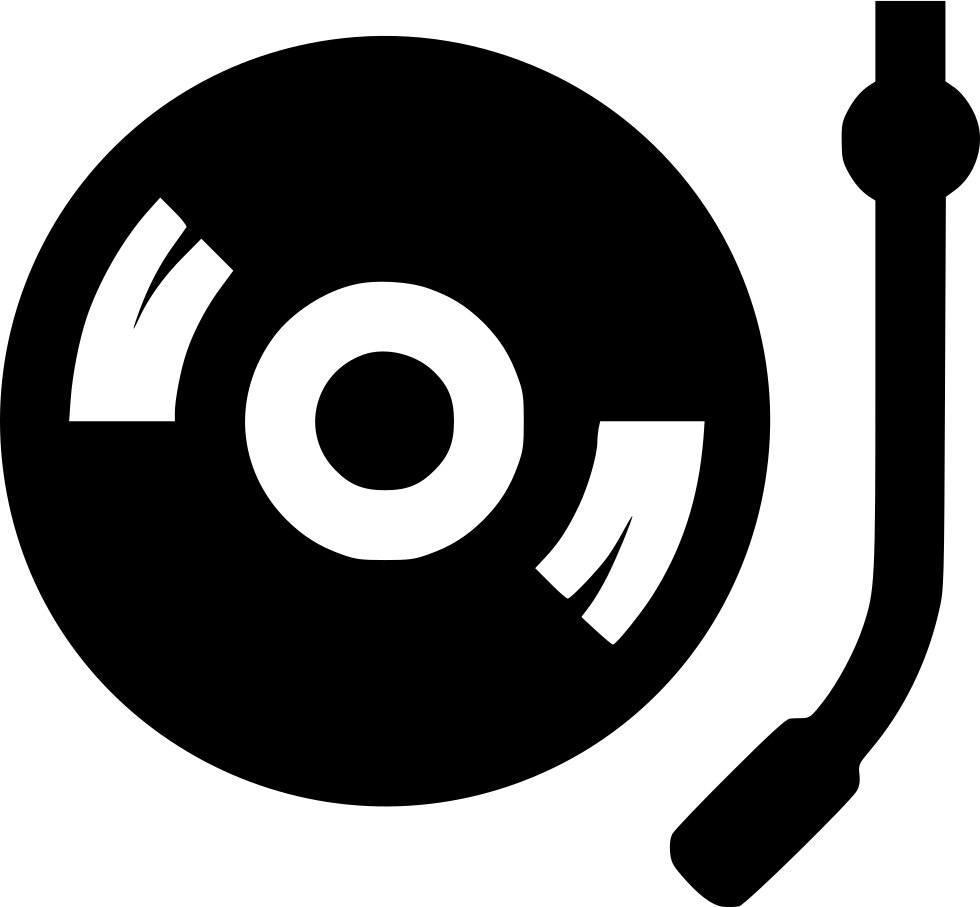 Turntable Svg Png Icon Free Download 495835