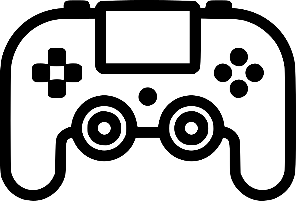 Video Game Controller Svg Png Icon Free Download 496047