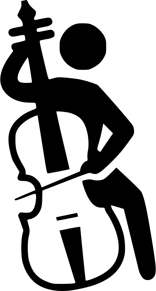 Cello Svg Png Icon Free Download 497676 Onlinewebfonts Com