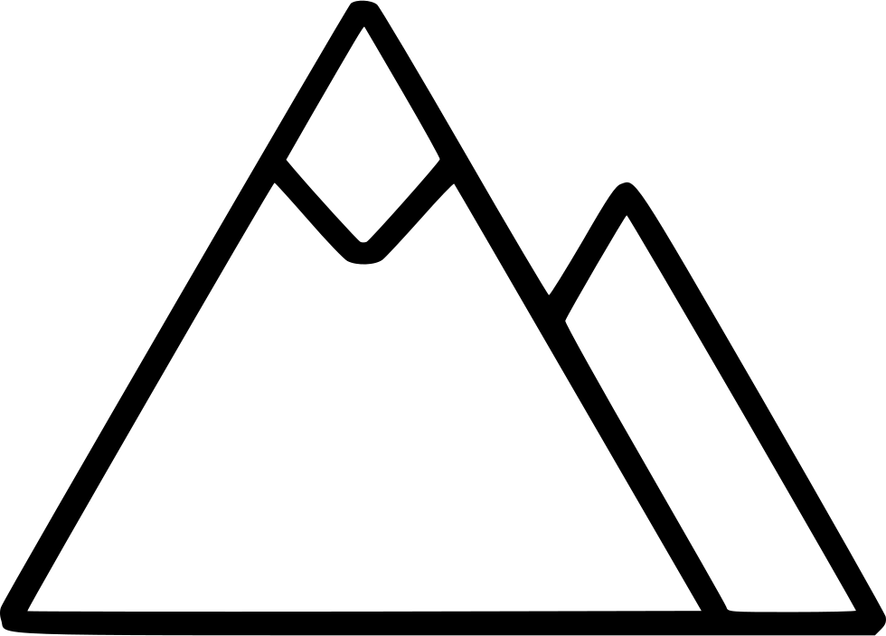mountain svg png icon free download   498008