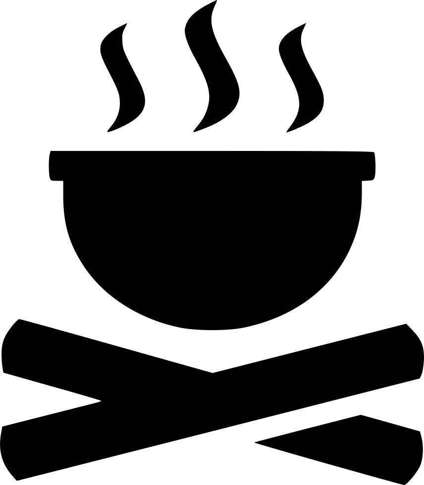 cook cooking boil fire campfire svg png icon free download