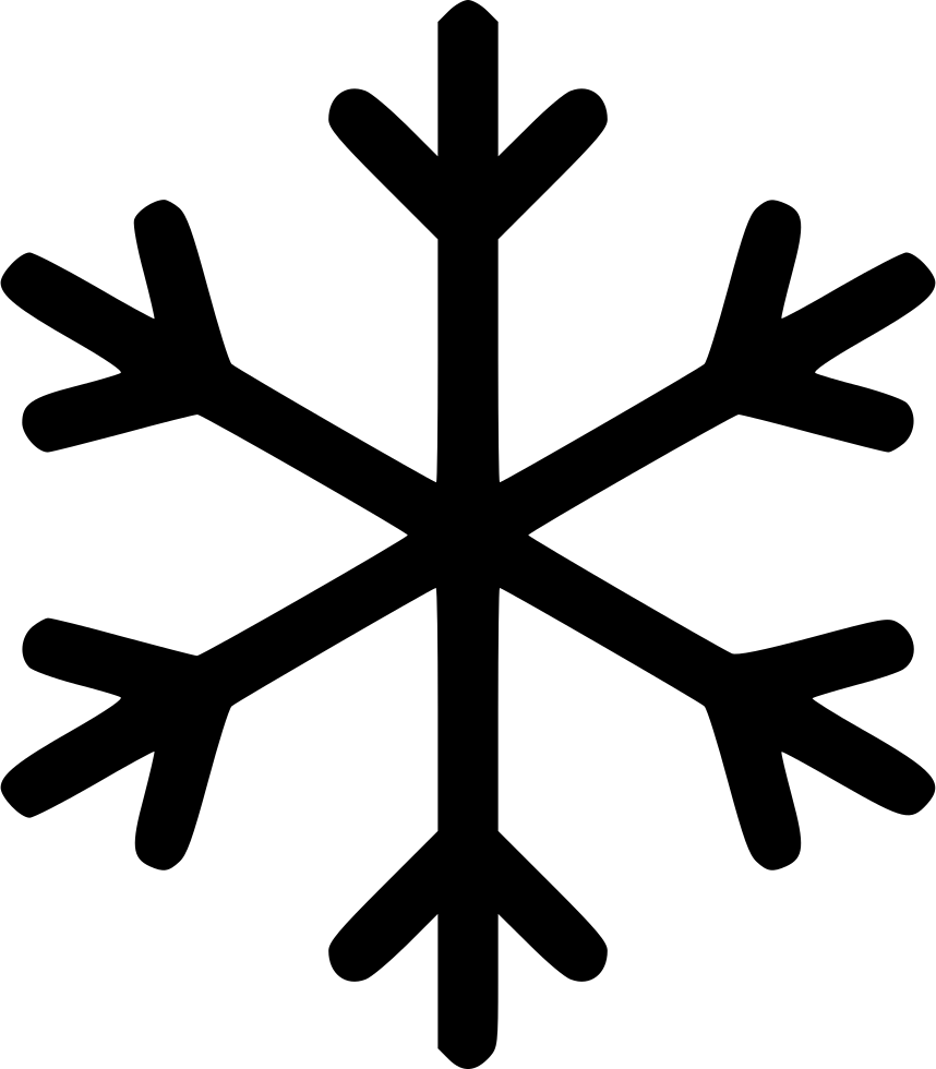 Snow Snowflake Winter Svg Png Icon Free Download (#498372 ...