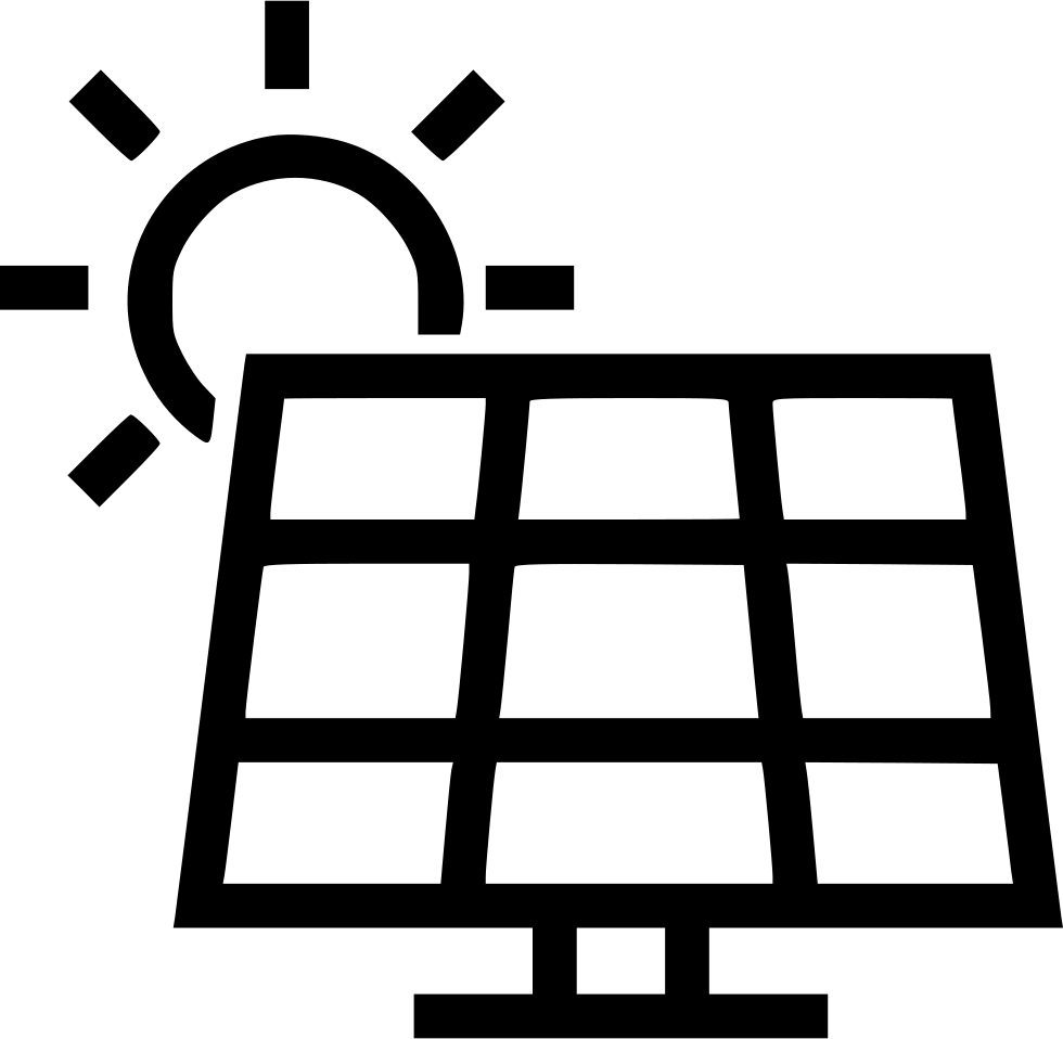 solar panel svg png icon free download 498596. Black Bedroom Furniture Sets. Home Design Ideas