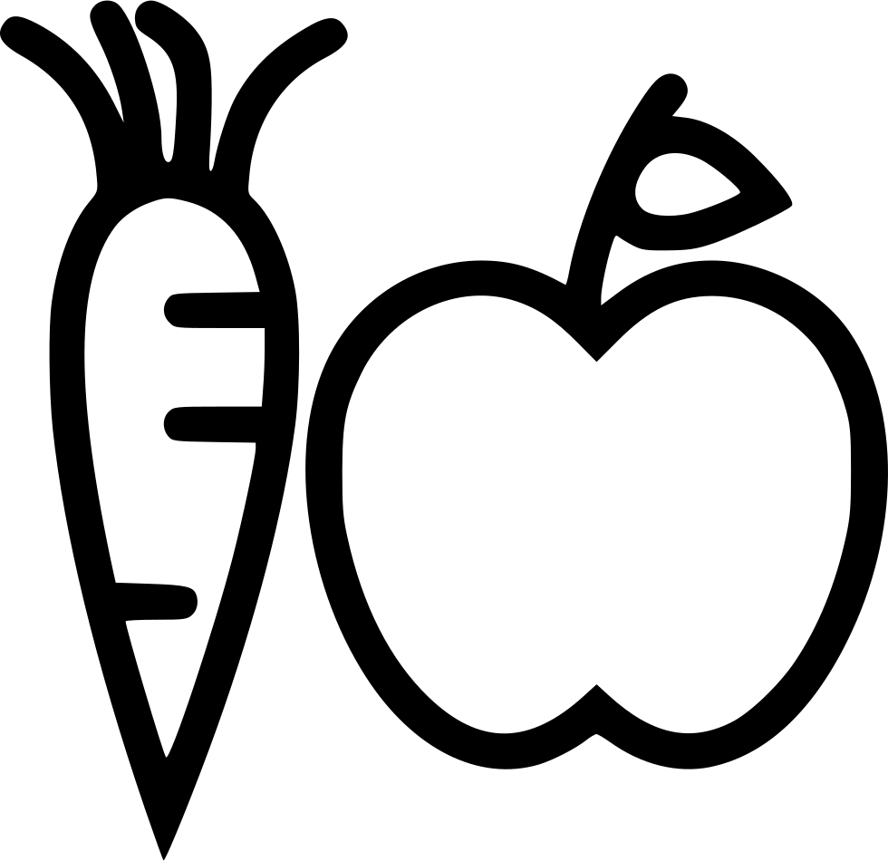fruits vegetables svg png icon free download 498692