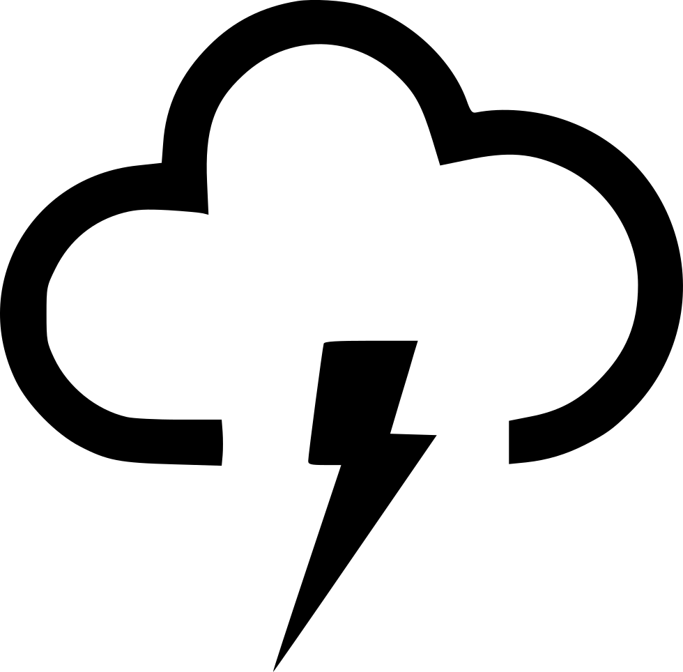 Weather Storm Svg Png Icon Free Download (#498867 ...