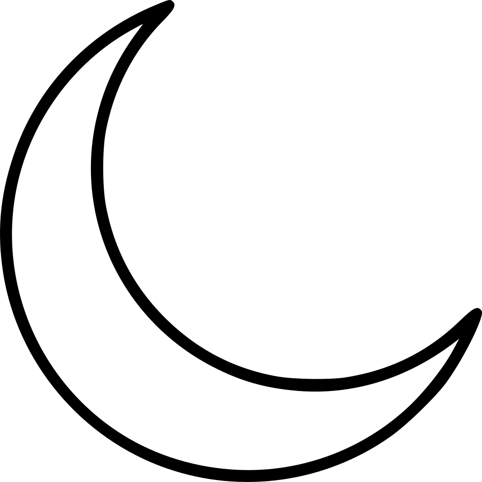 crescent moon svg png icon free download   499089 star clipart vector starburst vector art