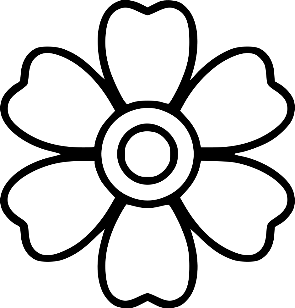 Daisy Svg Png Icon Free Download (#499143) - OnlineWebFonts COM