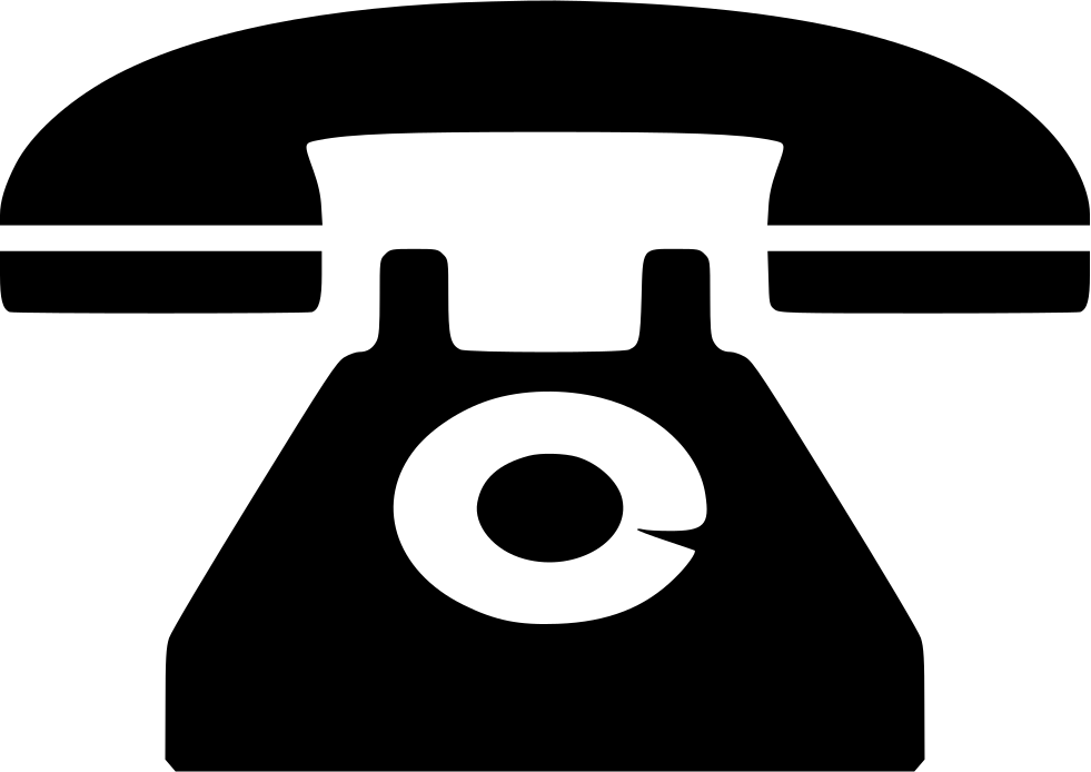 Old Phone Svg Png Icon Free Download (#500798
