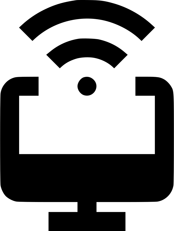 Wifi Signal Computer Svg Png Icon Free Download (#501218