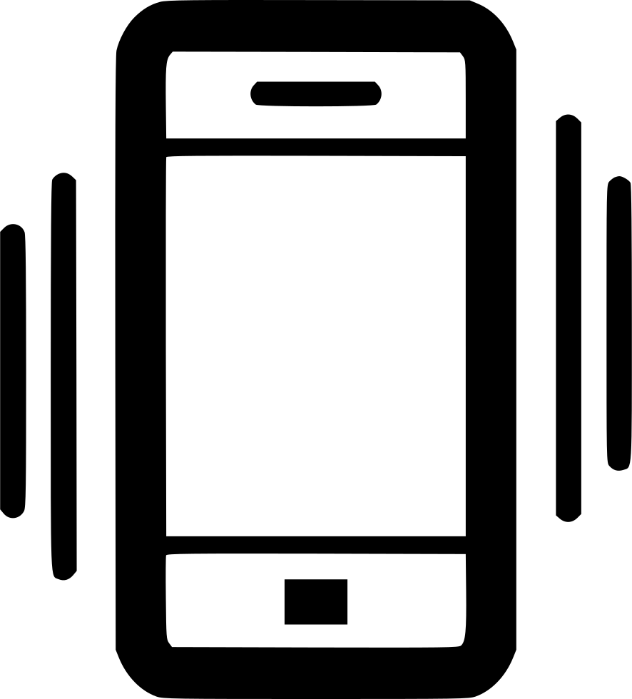 Mobile Smart Phone Vibration Svg Png Icon Free Download (#503424 ...