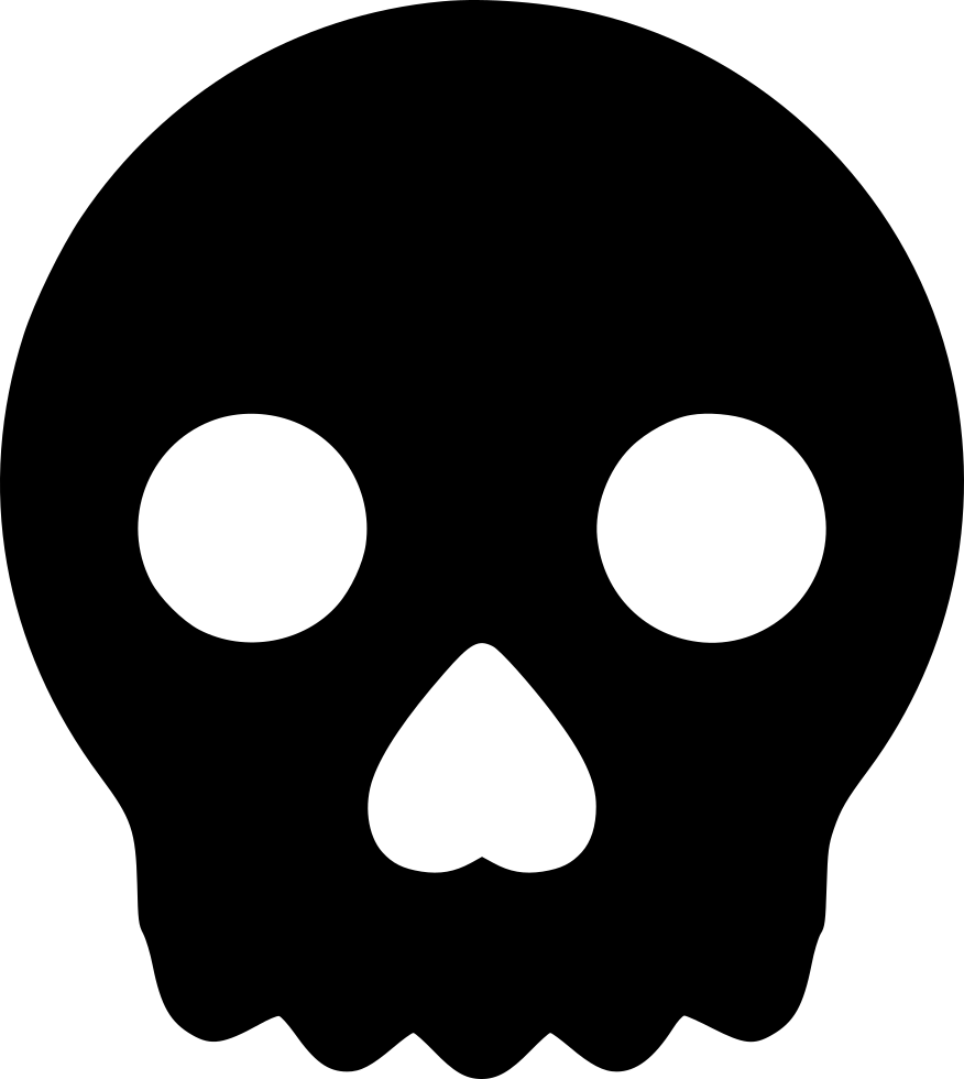 Skull Svg Png Icon Free Download 505558 Onlinewebfonts Com Choose from 300+ skull icon graphic resources and download in the form of png, eps, ai or psd. online web fonts