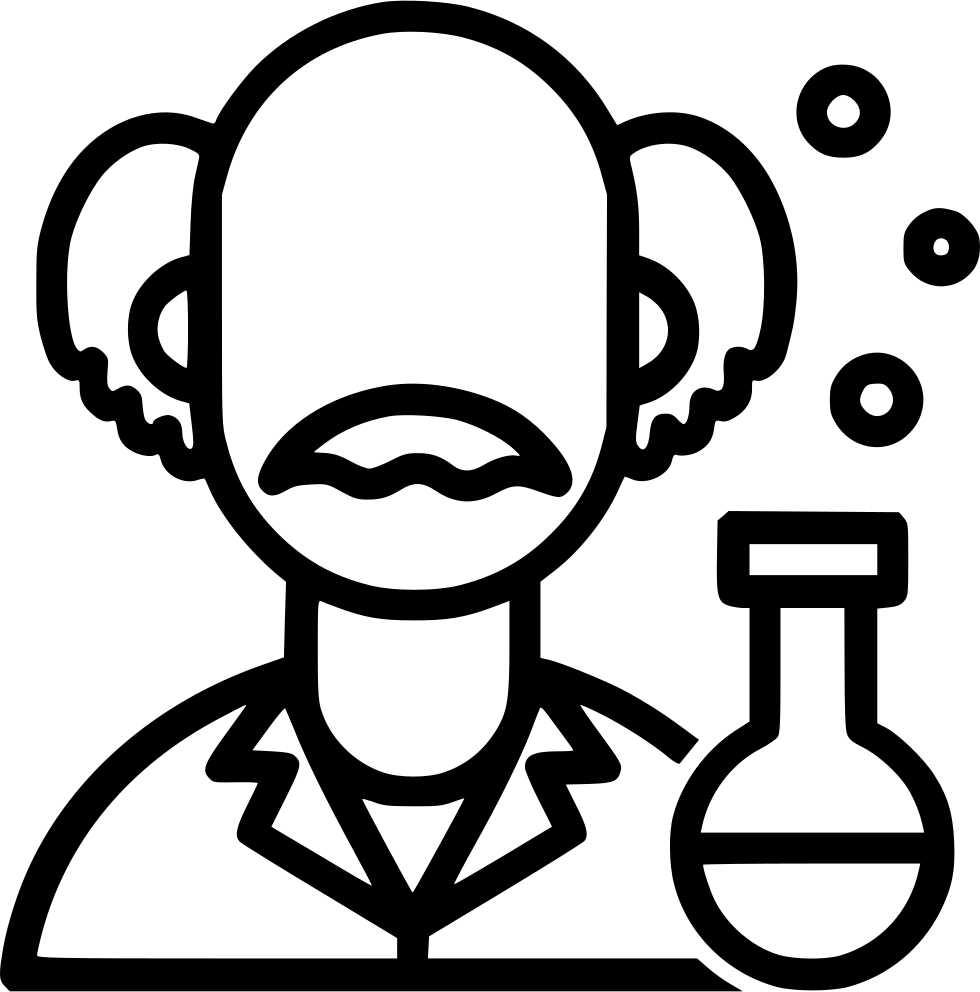 scientist einstein knowledge mad scientific science svg vacation clipart funny vacation clipart black and white