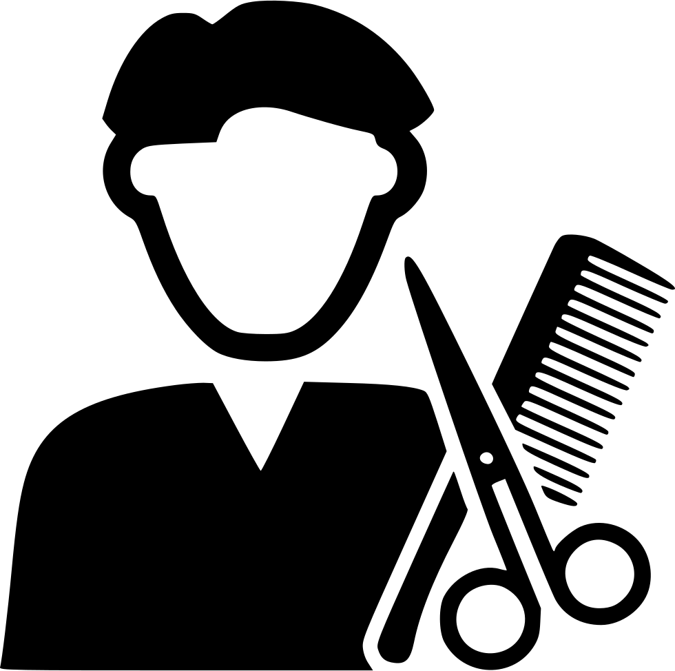 Barber Svg Png Icon Free Download 507205