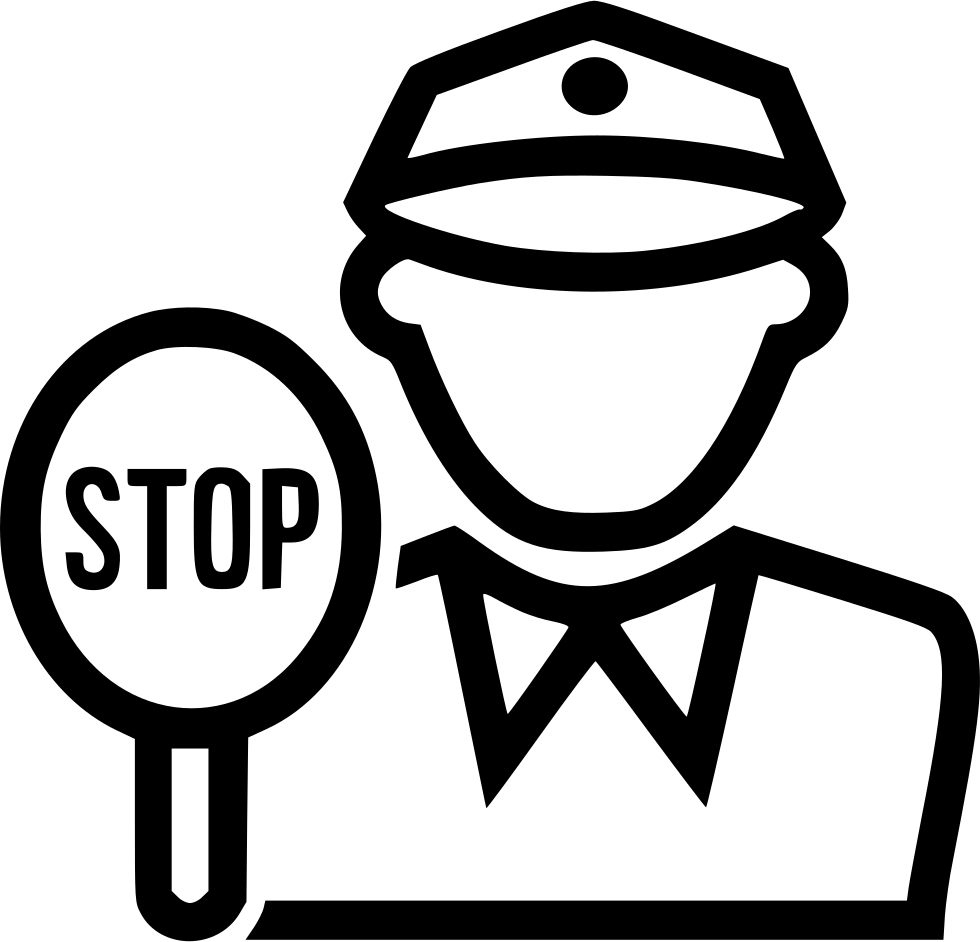 traffic police svg png icon free download 507300