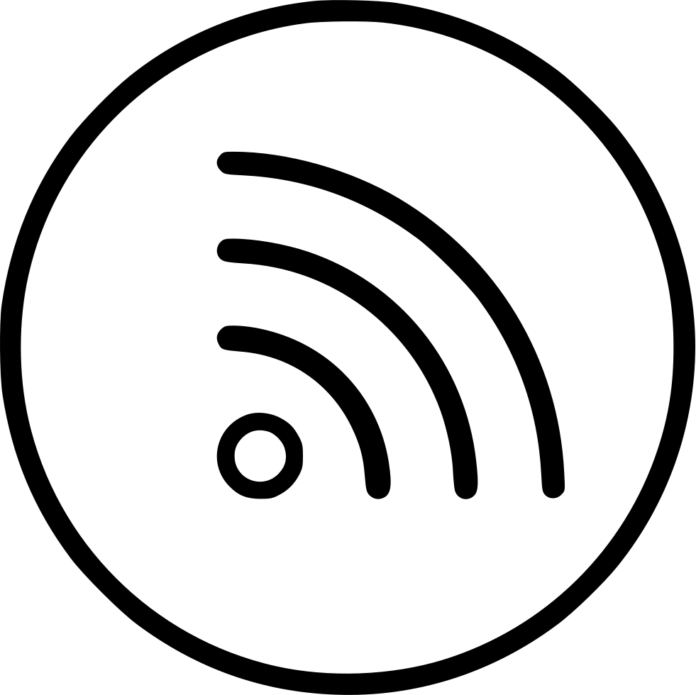 wifi wireless network internet signal svg png icon free