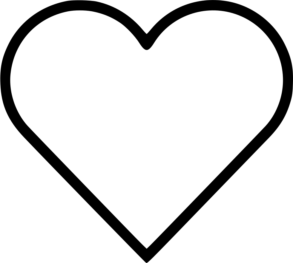 Heart Svg Png Icon Free Download 510341