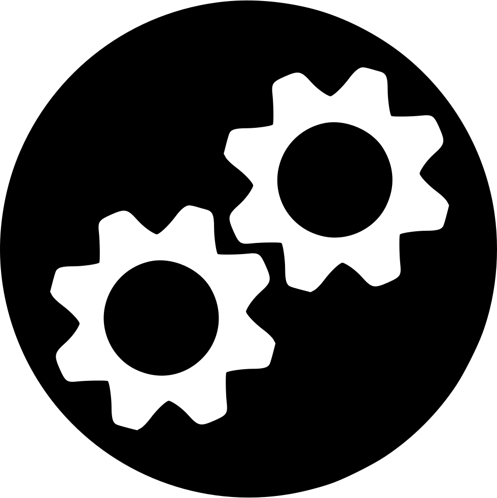 engine loading load process round gears svg png icon free web clipart valentines web clip art black and white