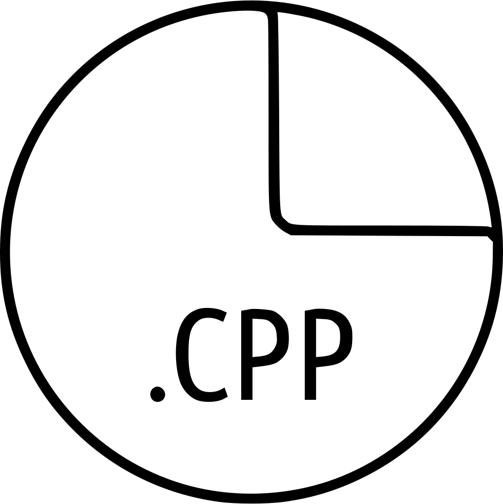 72a1a93bf43 Cpp C Plus Programming Language Svg Png Icon Free Download ( 512895 ...