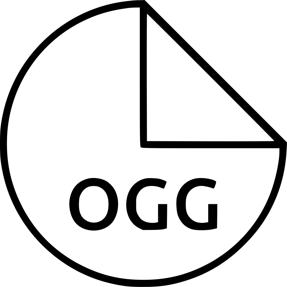 Ogg Svg Png Icon Free Download (#513019) - OnlineWebFonts COM