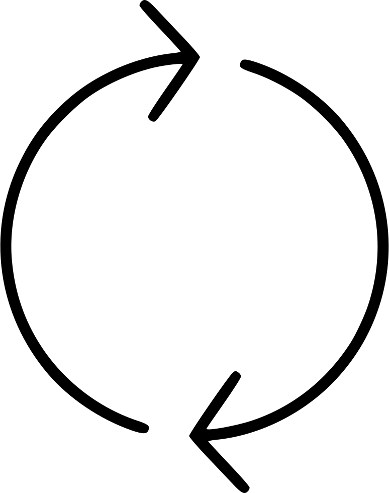 circle cycle loop refresh round sync svg png icon free