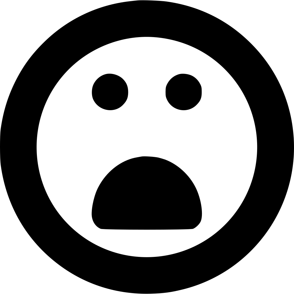 Smile Emotion Emoticon Face Very Sad Svg Png Icon Free ...