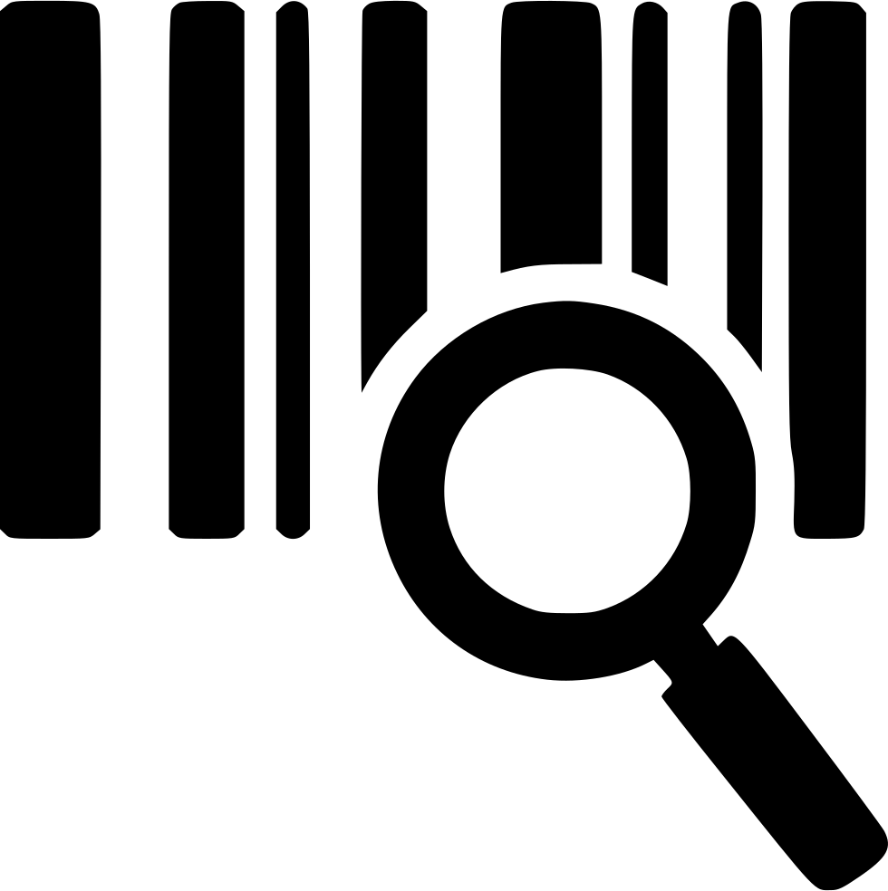 Barcode Search Scan Svg Png Icon Free Download (#518926